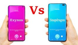 Performance Comparison of Galaxy S10 with Exynos 9820 and Snapdragon 855 Chipsets