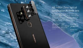Nokia Introduces the X71 with Punch Hole