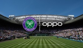 OPPO Official Smartphone Partner of The Championships, Wimbledon