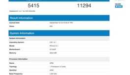 iPhone 11 R May Appear on Geekbench Results