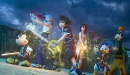Square Enix Will Release a New Kingdom Hearts game for Mobile Devices