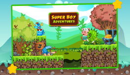 Super Boy Adventures Sets A New Standard of How Every New Platform Game Should Be Like