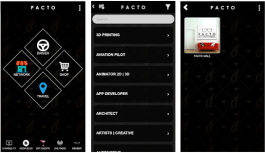FACTO – The All-Inclusive Lifestyle App