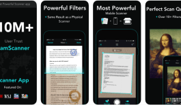 Scanner App – The Powerful Scanner that Fits In Your Pocket