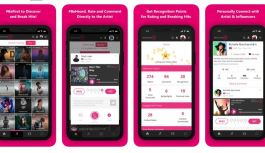 Breaking Hits – Discover and Rate New Music, Audio, and Video