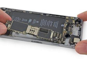 iPhone-Platine