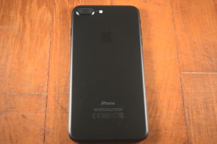 iphone 7 plus black unboxing. iphone 7 plus - back iphone black unboxing