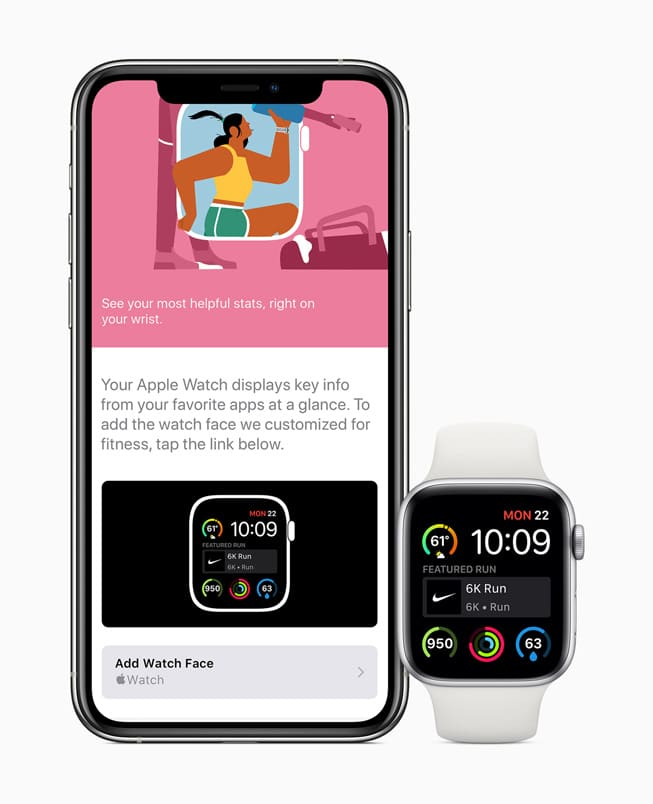 Apple watchOS 7 New Watch Faces & Complications