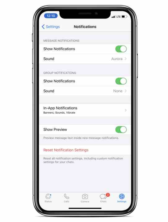 How to Fix Delayed WhatsApp Notifications Problem on iPhone