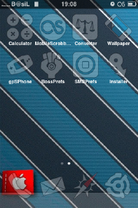 plainjaindim iPhone theme 2