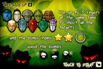 tribal iphone game 2