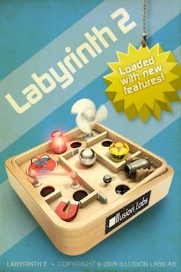 Illusion Labs Labyrinth 2