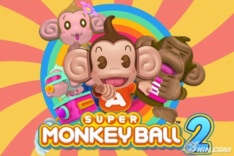 Super Monkey Ball 2 for iPhone