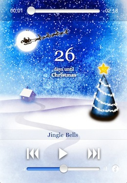 Jazzmas iPhone Appstore
