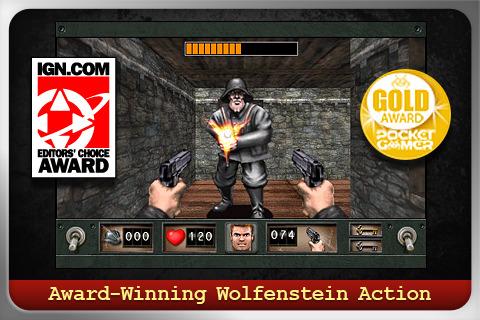Wolfenstein RPG iPhone