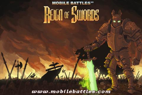 Reign of Swords iphone