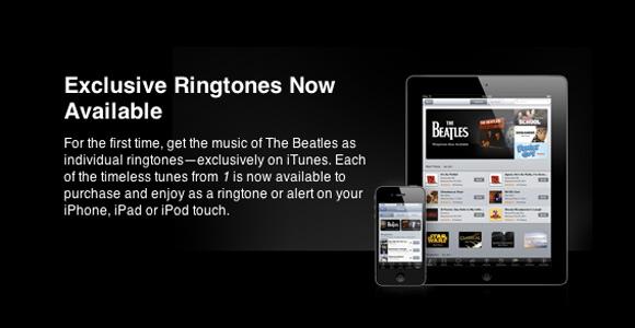The Beatles ringtones