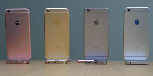 iPhone 6s videos 1