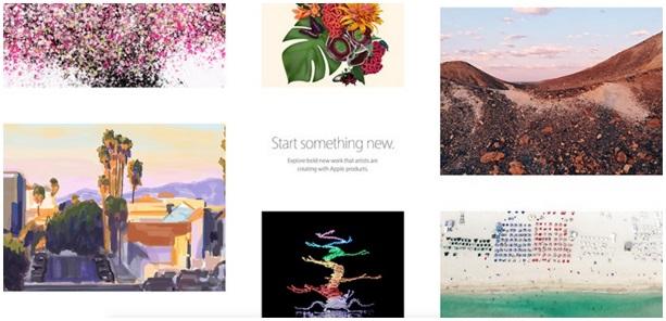 Start-Something-New-Apple 2