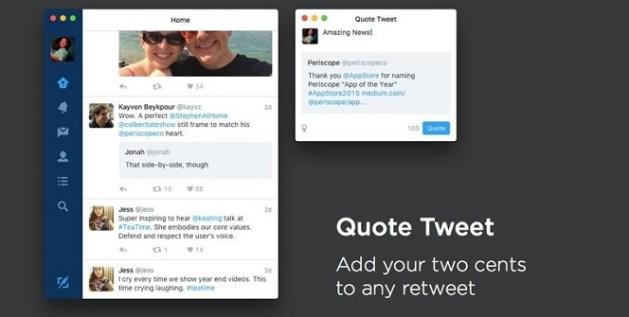 twitter for mac 2