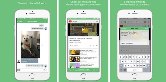 Image result for Pushbullet