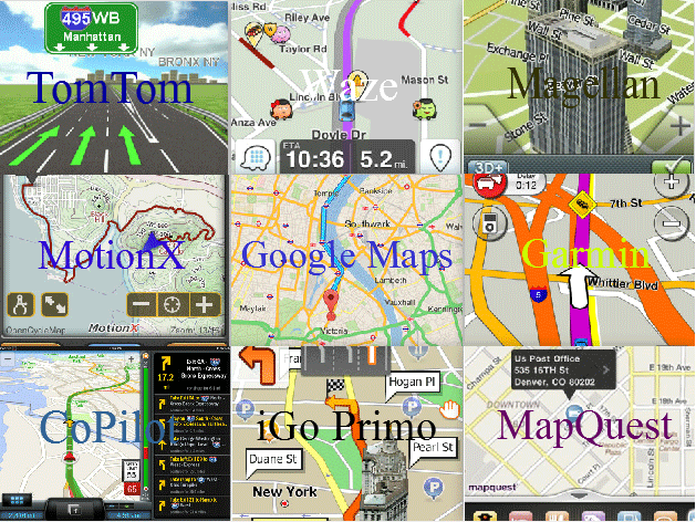10 Best iPhone GPS Apps for Drivers