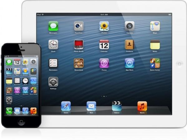 iPad 5 deverá ser lançado em Outubro e com design semelhante ao iPad mini