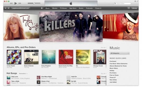 iTunes Store estabelece um novo recorde com 25.000 milhões de músicas vendidas