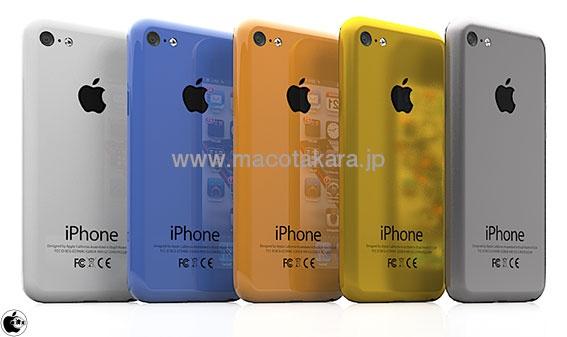 iPhone de baixo custo poderá vir em várias cores e deverá ser produzido entre Junho e Setembro