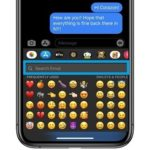 iOS 14 emoji search iPhone feature
