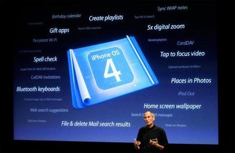 OS 4.0: ecco le caratteristiche ufficiali