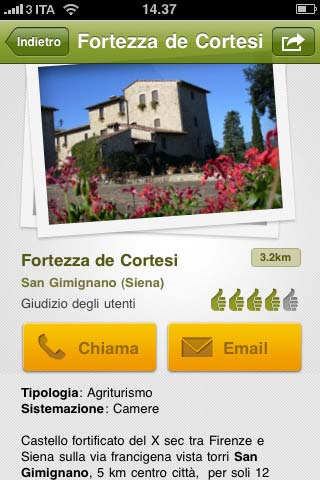 Agriturismo Iphone