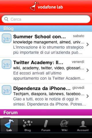 App Iphone Vodafone Lab