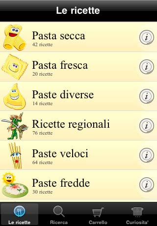 iC Pasta iPhone 2