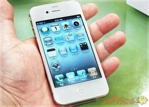 iphone 4 bianco hong kong foto 1