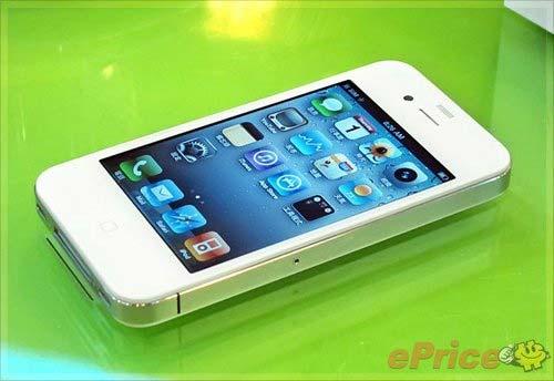 Iphone 4 bianco hong kong foto 5