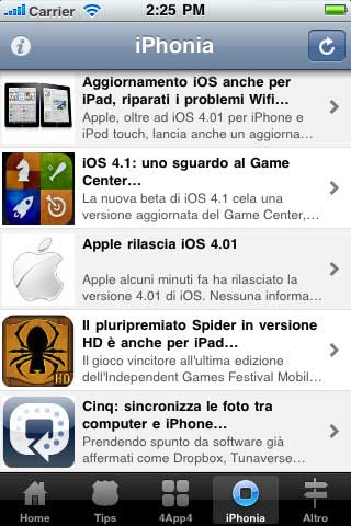 Trucchi e segreti iphone