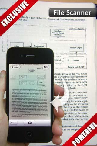 PDF Reader Pro iPhone