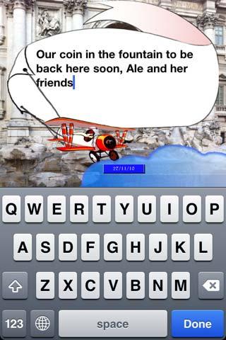 Virtual Tags app iphone 4