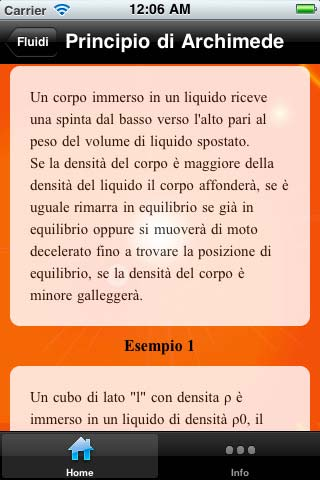 iIng formulario iphone 4