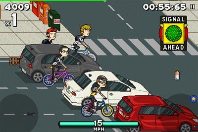 pedalare su iphone