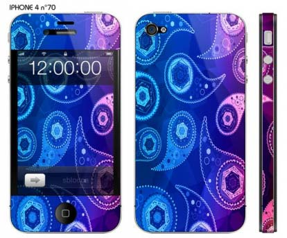 Skin Adesive per iPhone 4