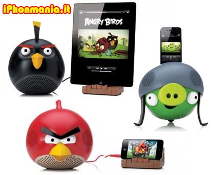 Speaker Angry Birds