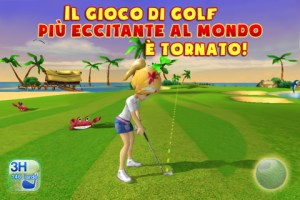 Let's Golf 3 iPhone