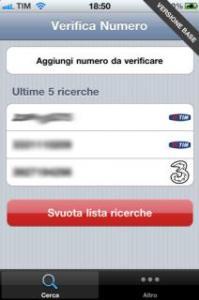 CheOperatore app per iphone