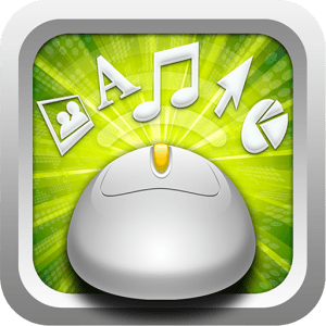mobile mouse pro ( remote / trackpad )