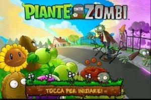 piante contro zombi