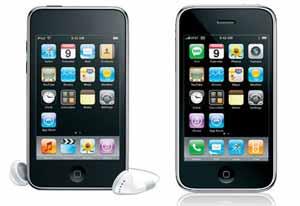 Evoluzione iPod touch