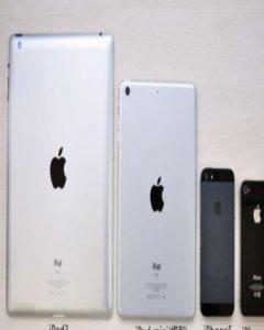 il nuovo iPad Mini