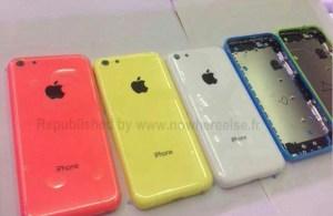 Apple iPhone 5C: riepilogo delle ultime indiscrezioni sull'iPhone low cost